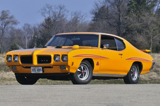 The Best Bits Of Our Favorite American Muscle Cars