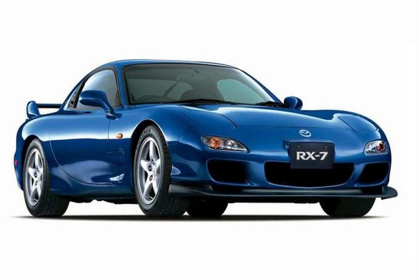 Mazda Confirms 2017 RX-7 With Possible 300 HP On Tap