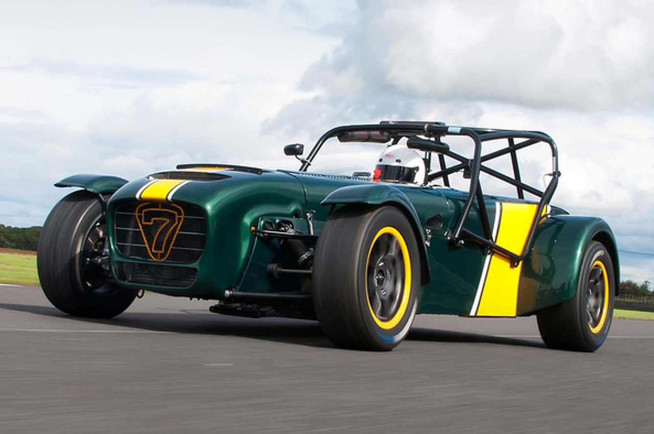 2013 Caterham Superlight R600 is All Sorts of Good