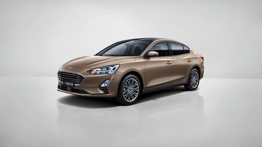 2019 Focus Debuts Ford's Equivalent Of VW's MQB Platform