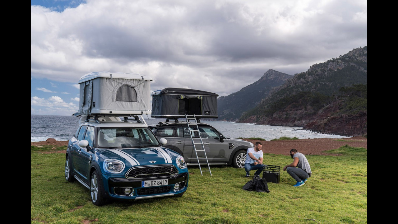 MINI Countryman Autohome