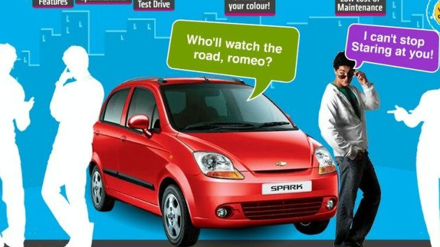 GM Plans Second Small Car for India