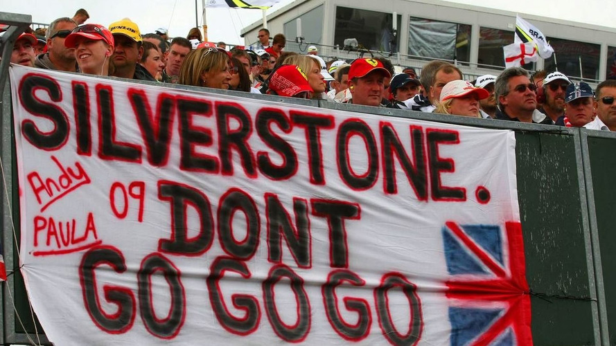 Silverstone signs 17-year British Grand Prix Deal