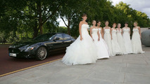 Maserati GB supports the revival of Queen Charlotte's Ball
