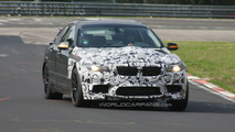 New BMW M5 Caught Testing for First Time - On Nurburgring