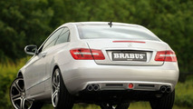 Brabus enhanced Mercedes E-Class Coupe
