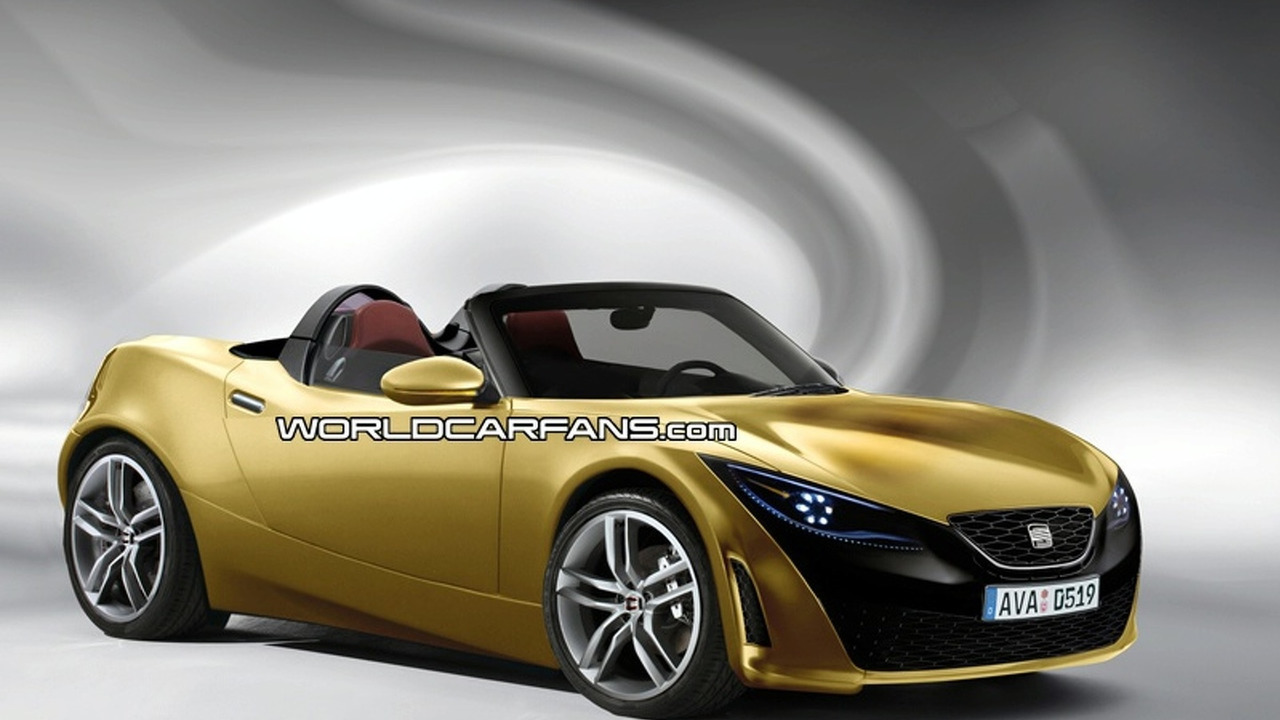 Seat Roadster Artists Rendering