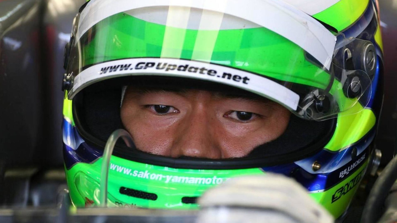 Sakon Yamamoto (JPN), Hispania Racing F1 Team HRT, German Grand Prix, Saturday Practice, 24.07.2010 Hockenheim, Germany