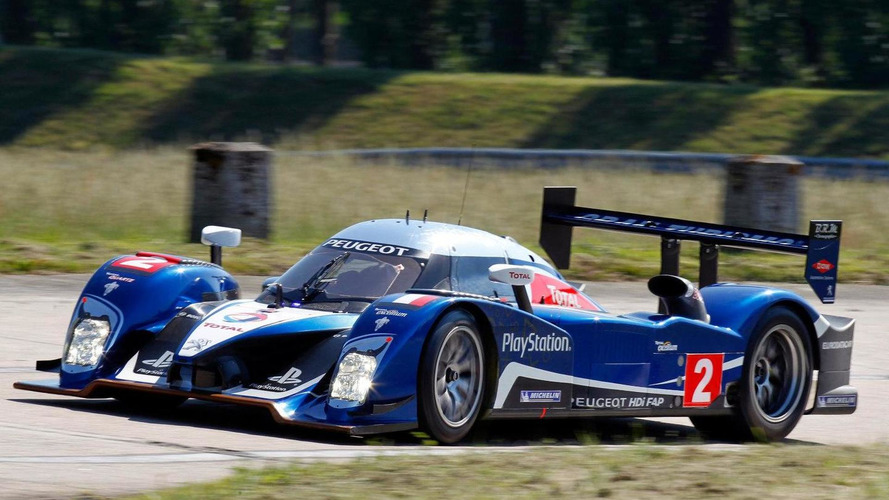 Peugeot takes pole at 78th Le Mans 24 Hours