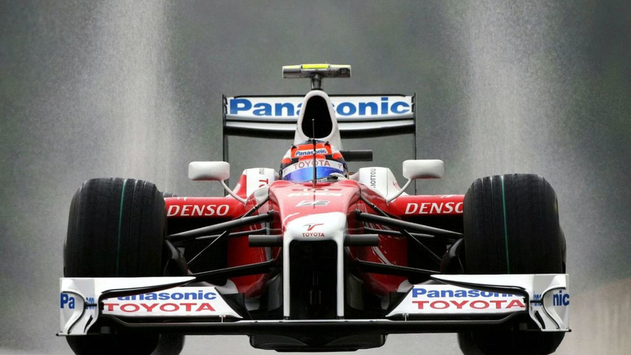 Departed Toyota paid F1 bills on time