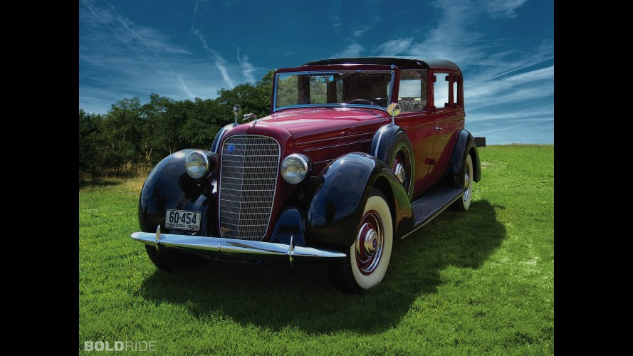 Lincoln Model K Brougham