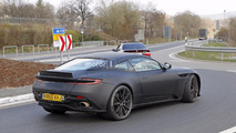 2018 Aston Martin DB11 Unidentified Coupe spy photo