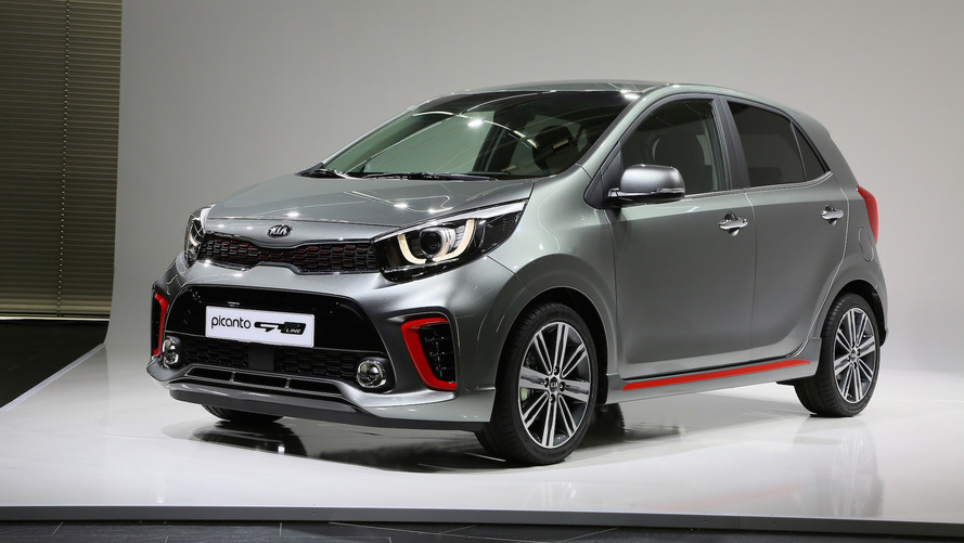 2017 Kia Picanto arrives in Geneva with best-in-class boot