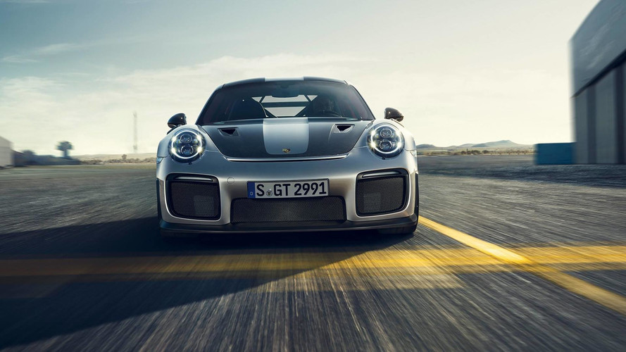 new porsche 911 gt2 rs is fastest and most powerful 911 ever. Black Bedroom Furniture Sets. Home Design Ideas