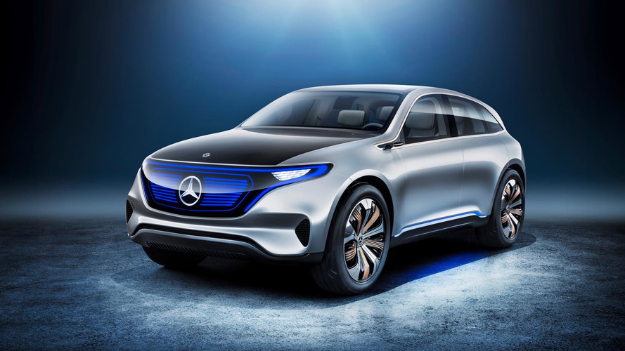 New All-Electric Mercedes Hatch To Charge Into Battle