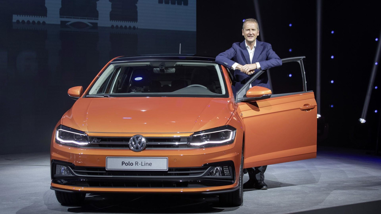2018 volkswagen polo first look. Black Bedroom Furniture Sets. Home Design Ideas