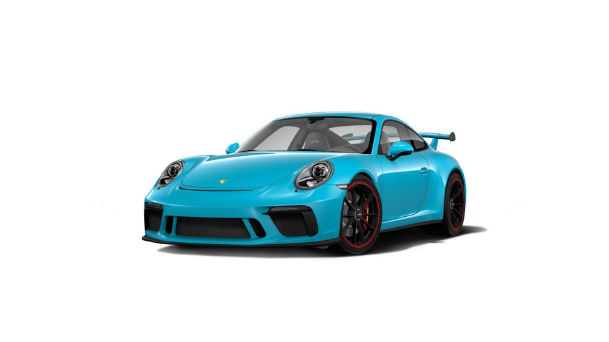 The Most Expensive Porsche 911 GT3 Costs $196,860