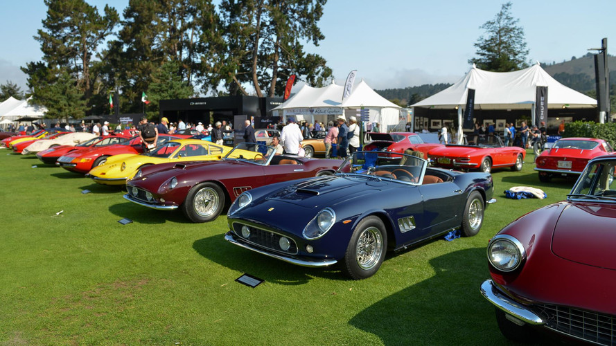 Check Out The Exquisite Autos That Rocked The Quail At Monterey