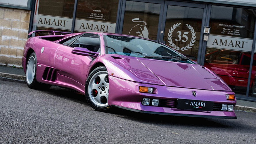 Lamborghini From Jamiroquai's Cosmic Girl Has Astronomical Price