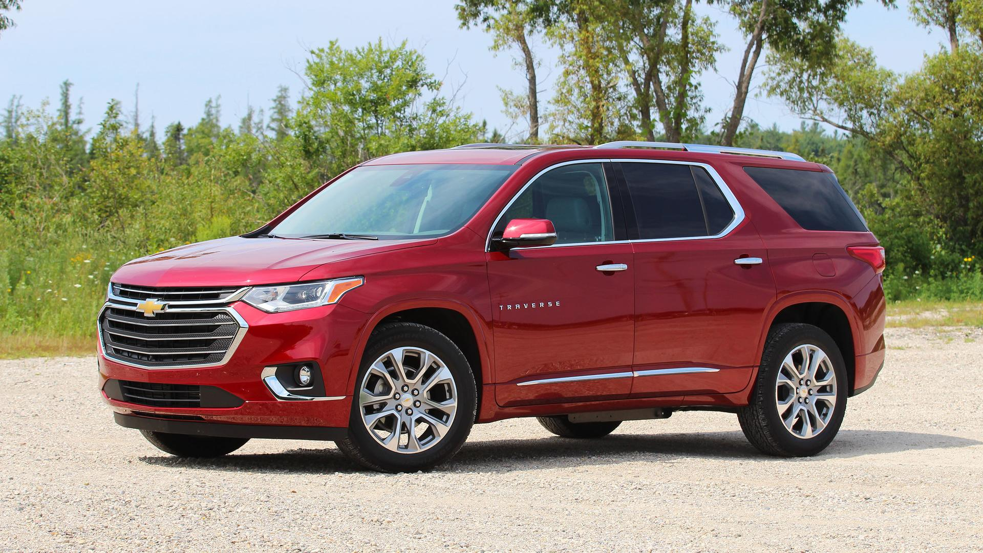 2018 Chevy Traverse First Drive: Go Big And Go Home