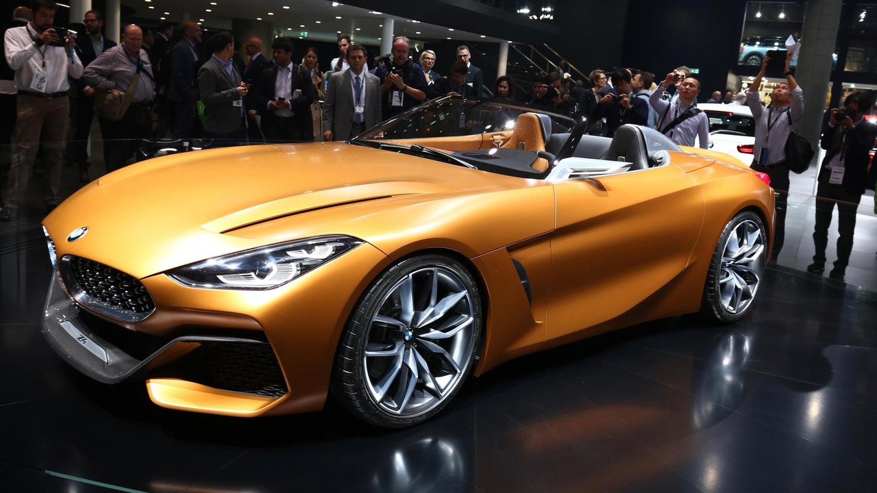 New Bmw Z4 M40i With Competition Package Could Have 380bhp