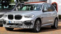 Alpina XD3 Spy Photos