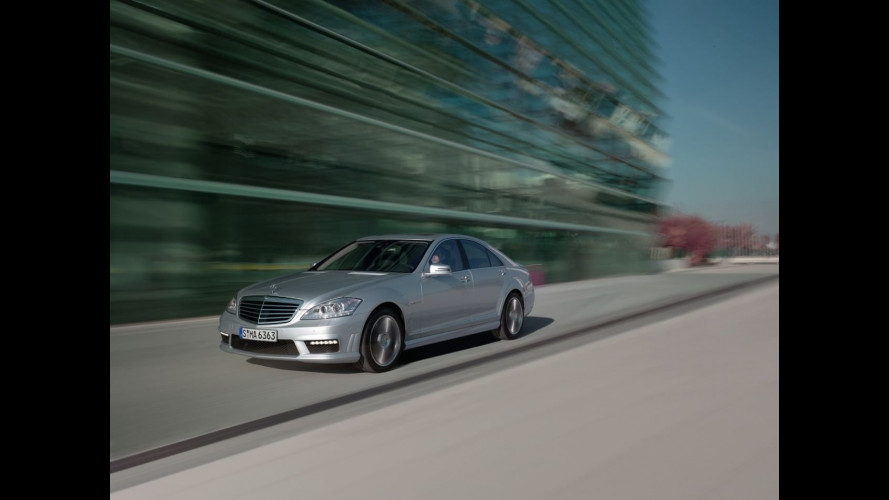 Mercedes S63 AMG e S65 AMG Restyling