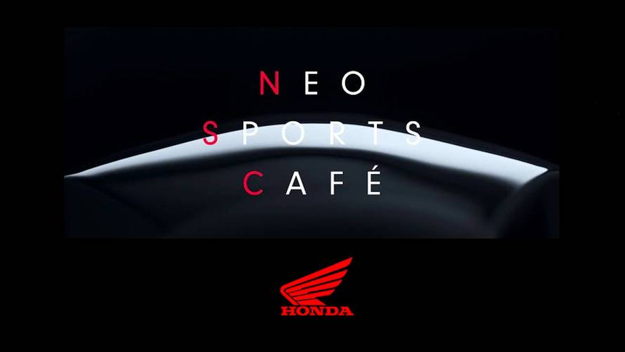 Honda Teases Neo Sport Cafe Project For EICMA
