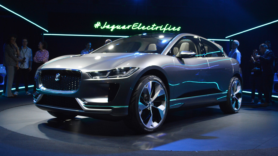 Jaguar I-Pace production could generate as much as 10,000 jobs in U.K.