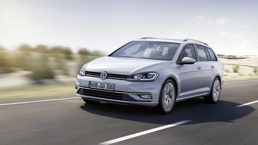 VW Golf Gets Thrifty 130-HP 1.5 TSI Engine For Anti-Diesel Crowd