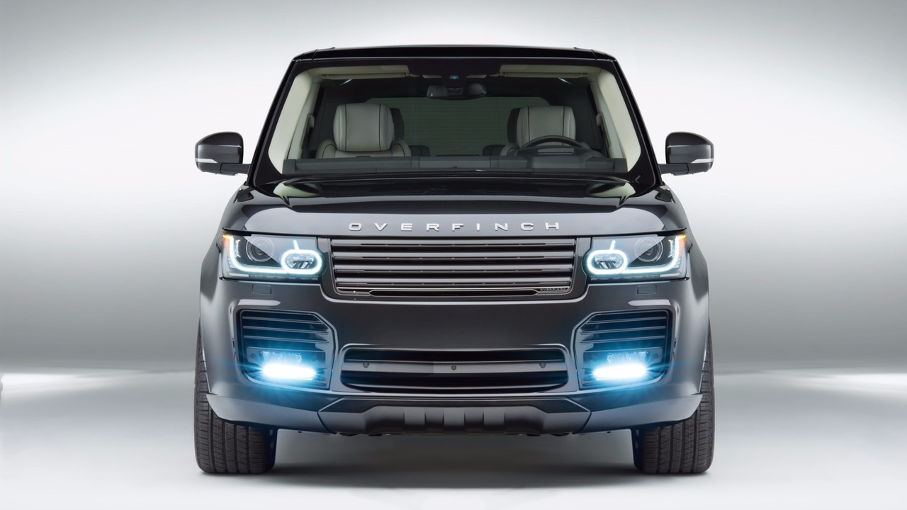 Cheap Range Rovers For Sale Uk >> Manhattan and London edition Range Rovers by Overfinch cost $300k