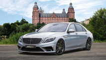 Mercedes-Benz S65 AMG by Voltage Design