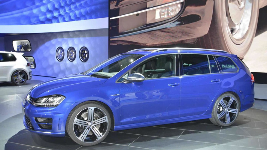 Volkswagen Golf R Variant now available on order in Germany from €42,925