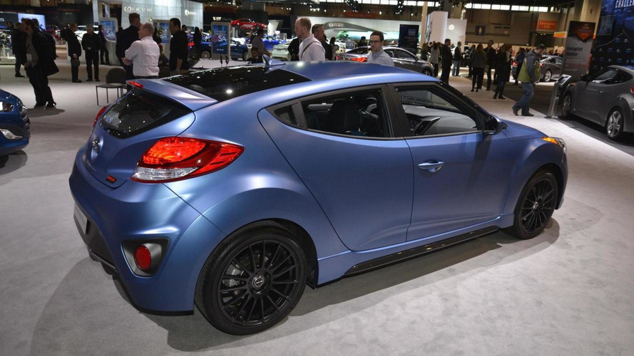 Second-gen Hyundai Veloster won't be offered in Europe; Prius-like model due 2016