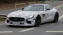 High-performance Mercedes-AMG GT prototype