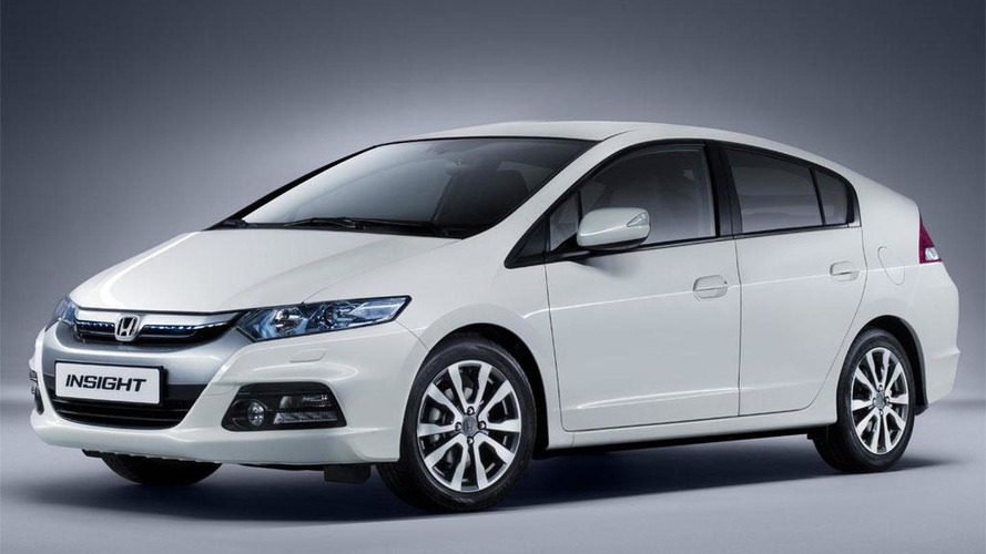 Honda Insight and CR-Z facing the axe in Europe - report