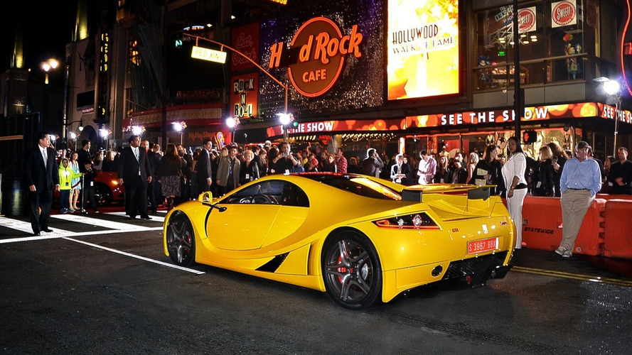 GTA Spano from Need For Speed movie for sale at $1.62M