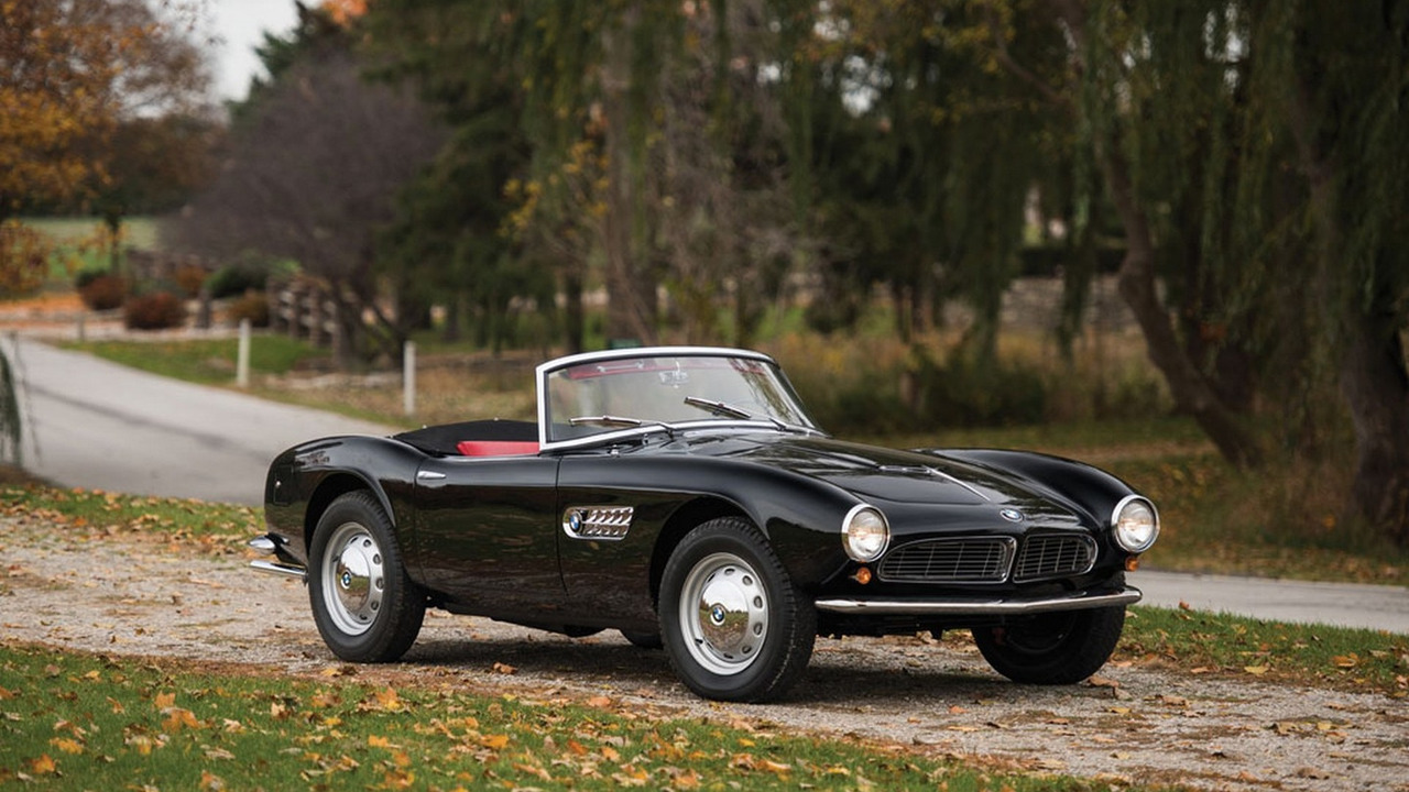 lovely bmw 507 could fetch up to 2 6m at auction. Black Bedroom Furniture Sets. Home Design Ideas