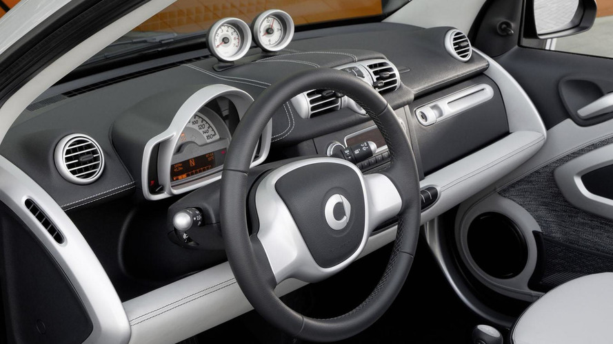 Smart ForTwo PearlGrey special edition announced