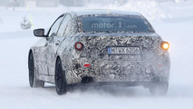 2018 BMW 3 Series spied in frosty scenery [video]
