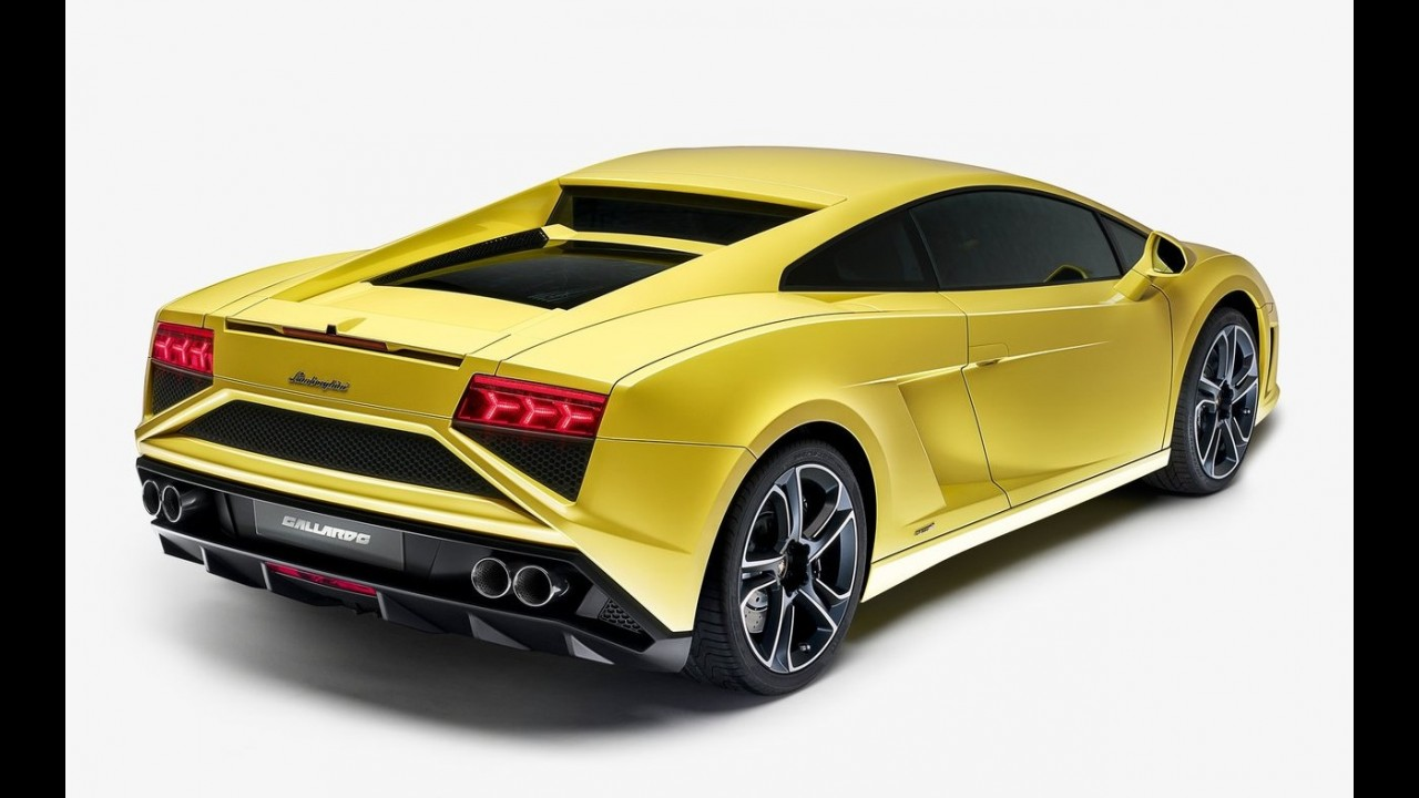 Lamborghini prepara adeus do Gallardo e do câmbio manual