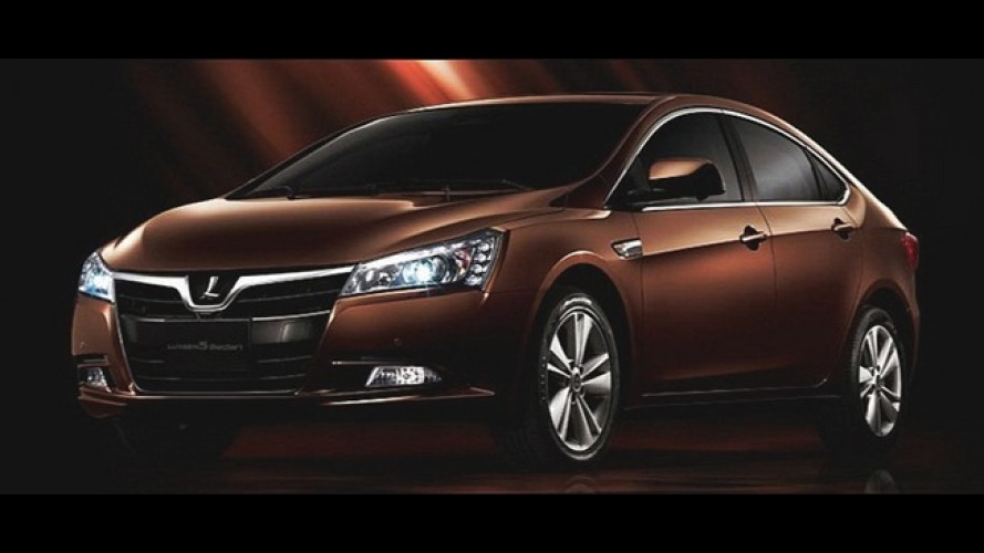 Made in Taiwan: O sedan de luxo Luxgen5 é revelado