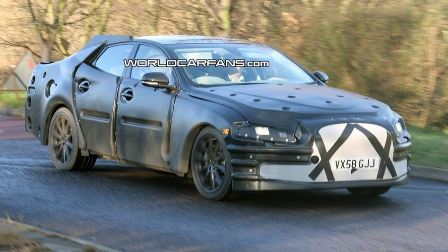 Next Generation Jaguar XJ Details Surface