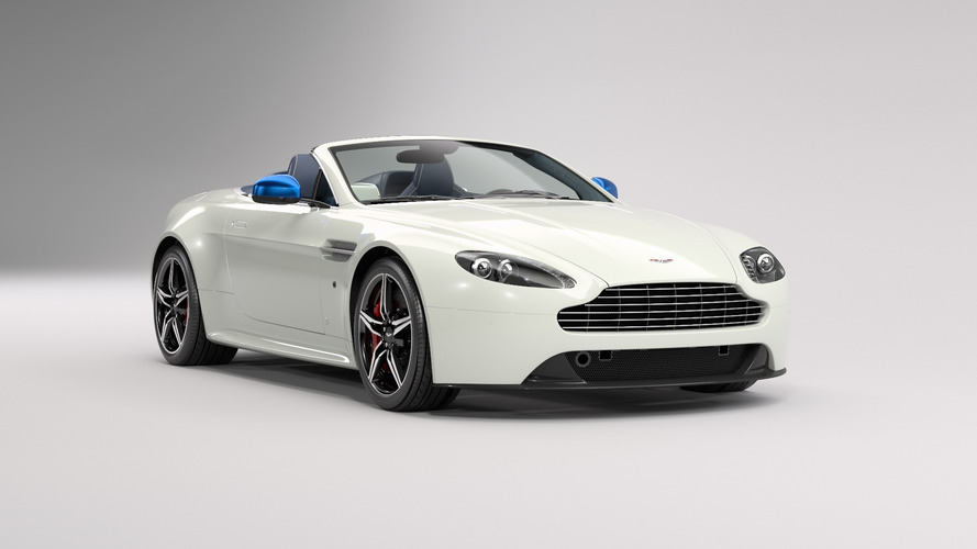Aston Martin V8 Vantage S GB Edition: British-Themed Car For China