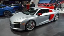 2018 Audi R8 Audi Sport Edition - New York 2017