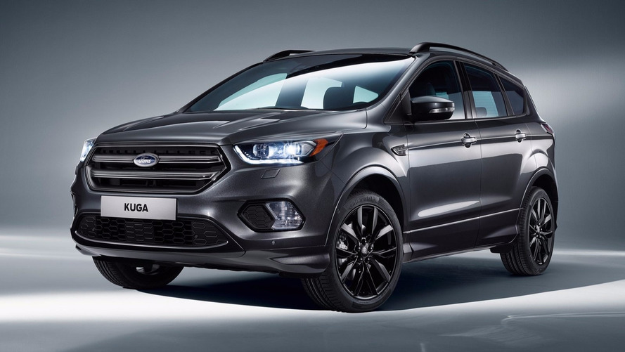 essai ford kuga vignale changement de cap. Black Bedroom Furniture Sets. Home Design Ideas