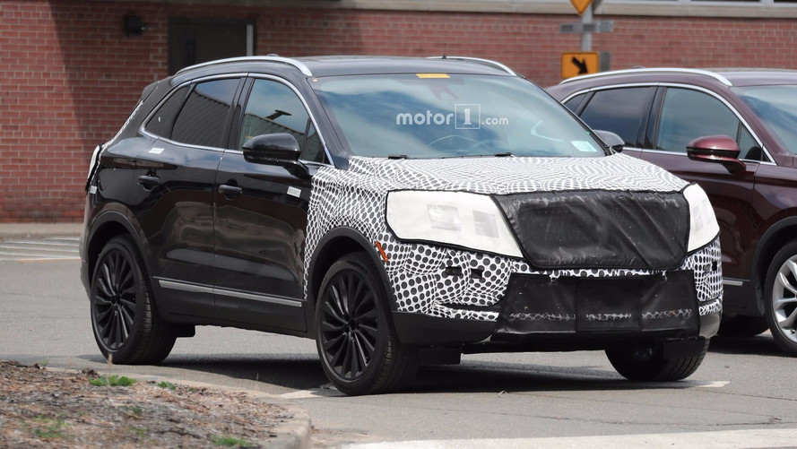 Updated Lincoln MKC Spied With Continental Grille