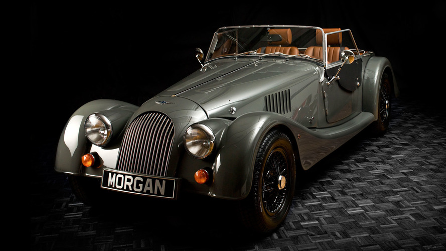You can now buy a Morgan for £300 a month