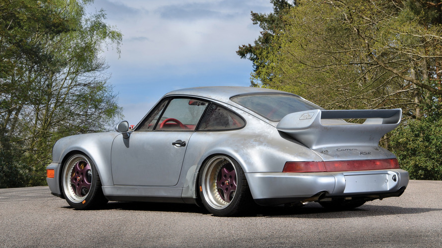 Unused Porsche 911 Carrera RSR 3.8 Grabs $2.25 Million At Auction