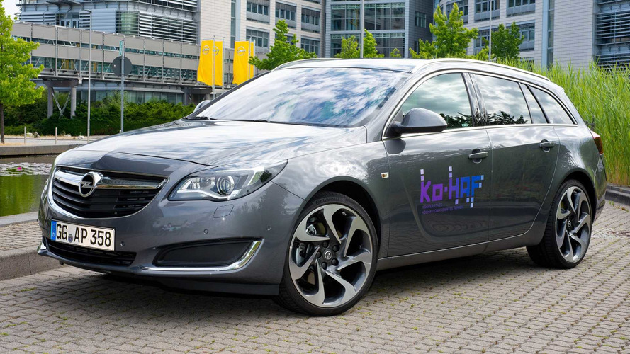 Opel Fully-Autonomous Prototype To Debut In September 2018